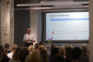 EMMA Pforzheim Vortrag Influencer Marketing